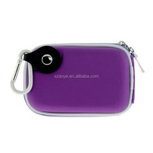 customized shockproof and waterproof colorful camera cases