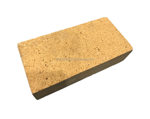 Low Porosity Alumina Fire Clay Brick For Glass Furnace with lower price