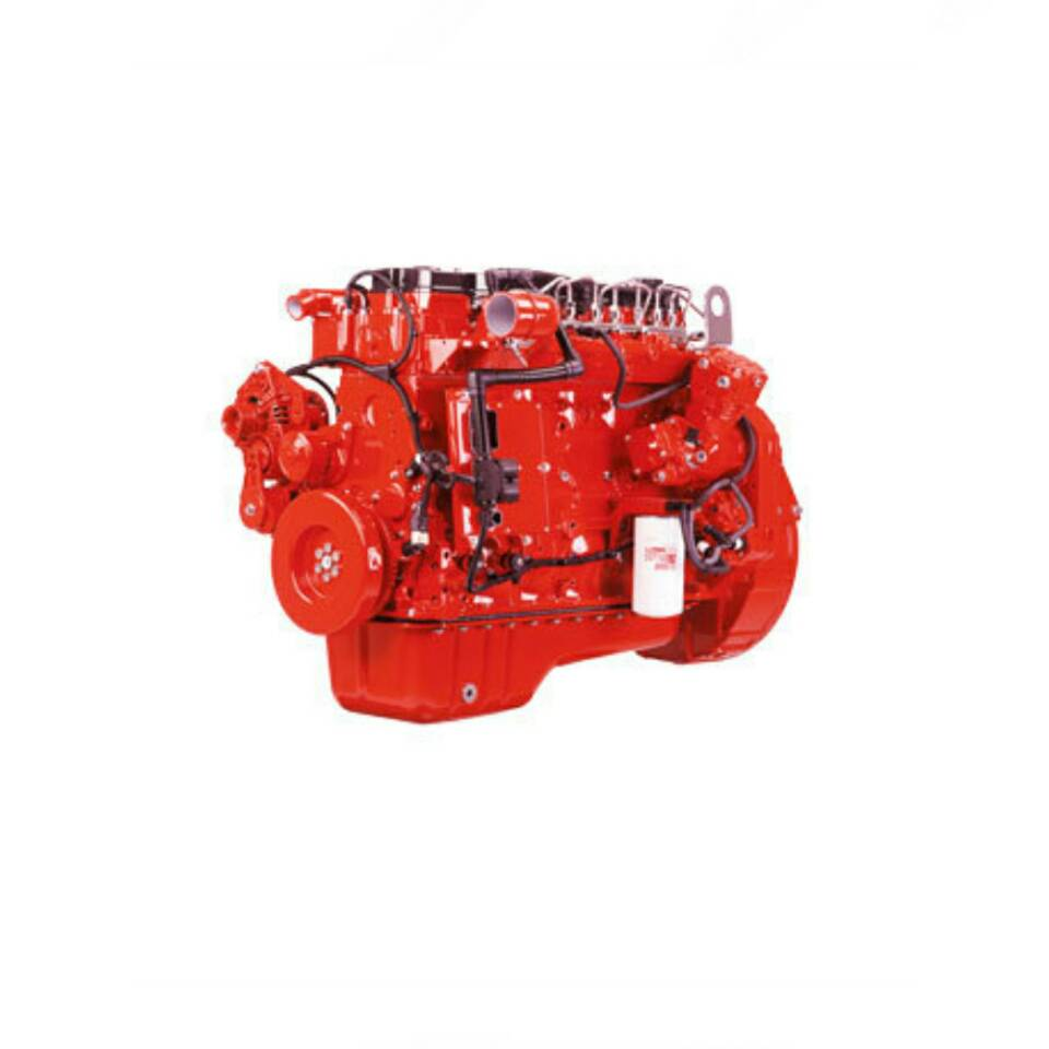 Hot Sale DCEC ISDe140 30 diesel engine Powerful control system bus engine for sale