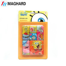 Maghard Magnetic product leader newest hot selling Gift promotional items Magnetic Epoxy Refrigerator magnet