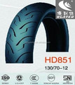 Motorcycle Tire 130/70-12