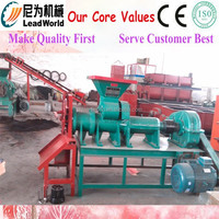 Coal and Charcoal briquettes making machine