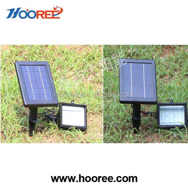 SL-30A Solar Led Garden Lights Outdoor for Lawn Garden