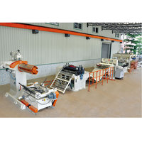 Automatic sheet metal coil slitting line steel coil cutting machine equipment
