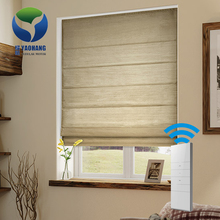 European Style Window Sun Shade Windows Blinds With Automation