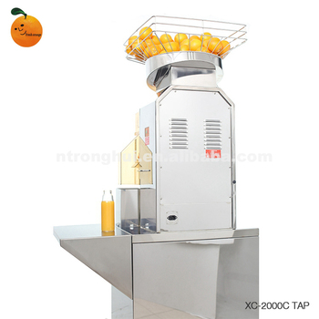 Special New Products Automatic Orange Juicer Machine