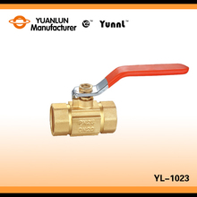 YL-1023 1/2 Inch Wholesale Gas Valve Float Ball Valve