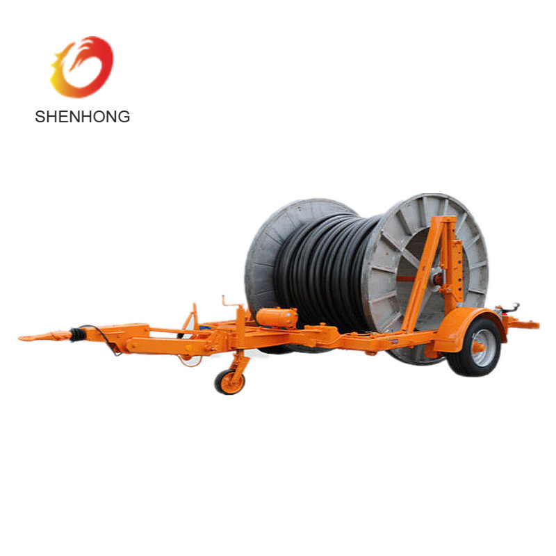 Cable Drum Trailer Cable Reel Trailer Cable Carrier