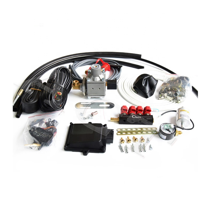 auto car conversion <strong>full</strong> kits gnv lpg car kit 4cyl 6cyl 8cyl gas equipment for auto