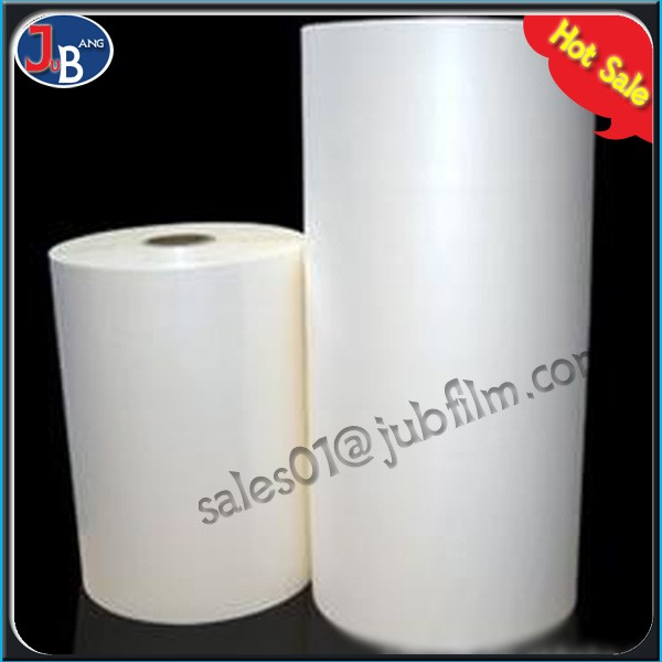 white transparent mylar pet film for photographic printing paper