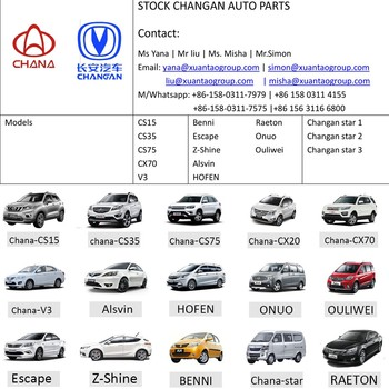 Stock OE 6202200-U16 For Changan auto parts