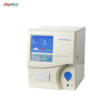 animal hematology analyzer for hemoglobin,hematocrit,platelets and leukocytes