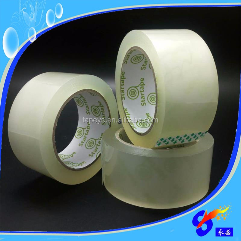 china suppliers 36 rolls 50mic thickness Clear Packing/Shipping/Box Tape