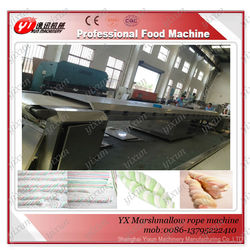 YX/EM60 Newest design marshmallow rope production line