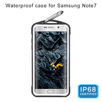 For Samsung Galaxy NOTE7 Waterproof Case with premium quality new 2016