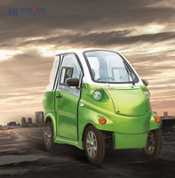 EEC COC approved 25mile/h Neighborhood Electric Vehicle NEV