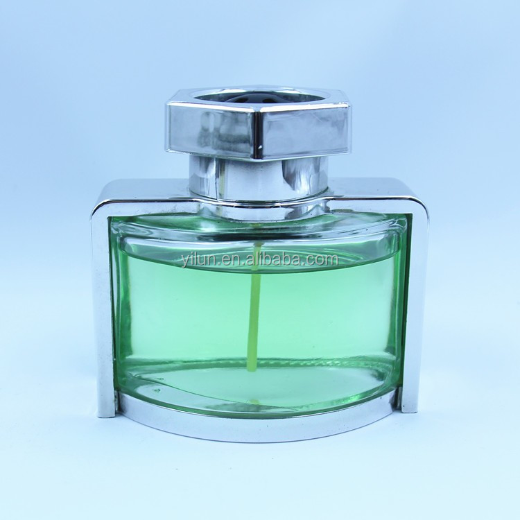 100ml Glass Bottle OEM Nice Smell Air Freshener For Car