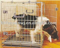 various design metal dog cages for sale (factory)