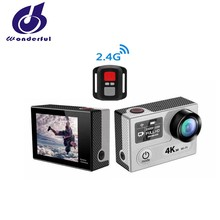Ambarella A12 chipset Action camera with 170 degree view angle fish eyes lens in surprise price compete with GO PRO quality
