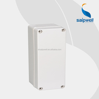 IP66 Electrical Distribution Box Plastic Electric
