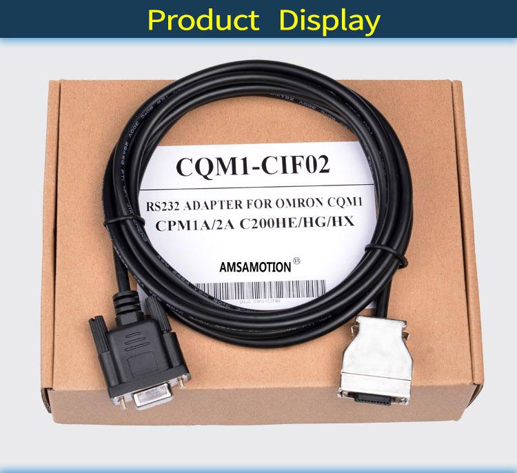 OMRON CQM1-CIF02