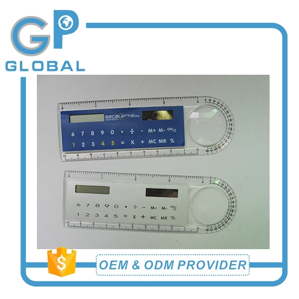 Top quality low price mini pocket calculator with cover