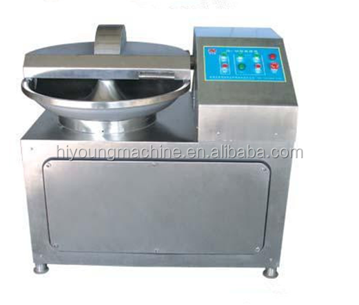 meat bowl cutter and mixer/pork meat chopping and mixing machine/meat grinder and blender machine