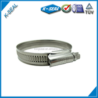 Stainless steel hose fixing clip/pipe fixing clamp