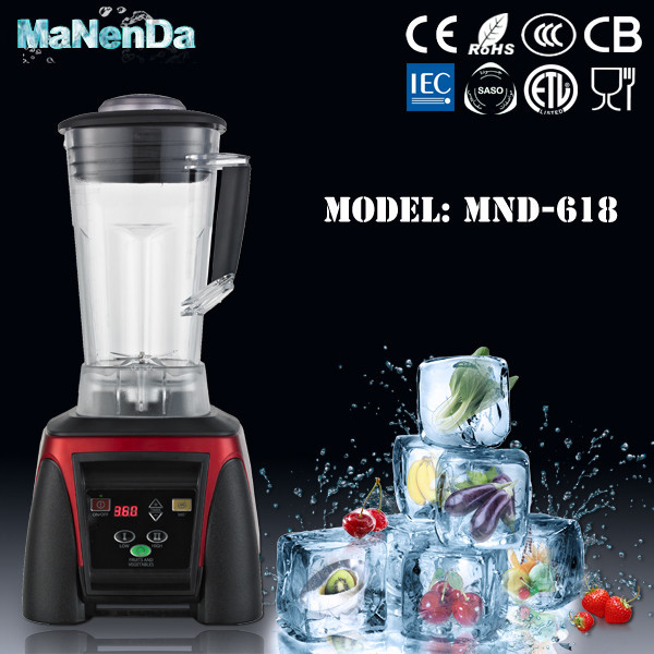High Speeds Stainless Steel blade Electric Kitchen Multi-functional Blender Set