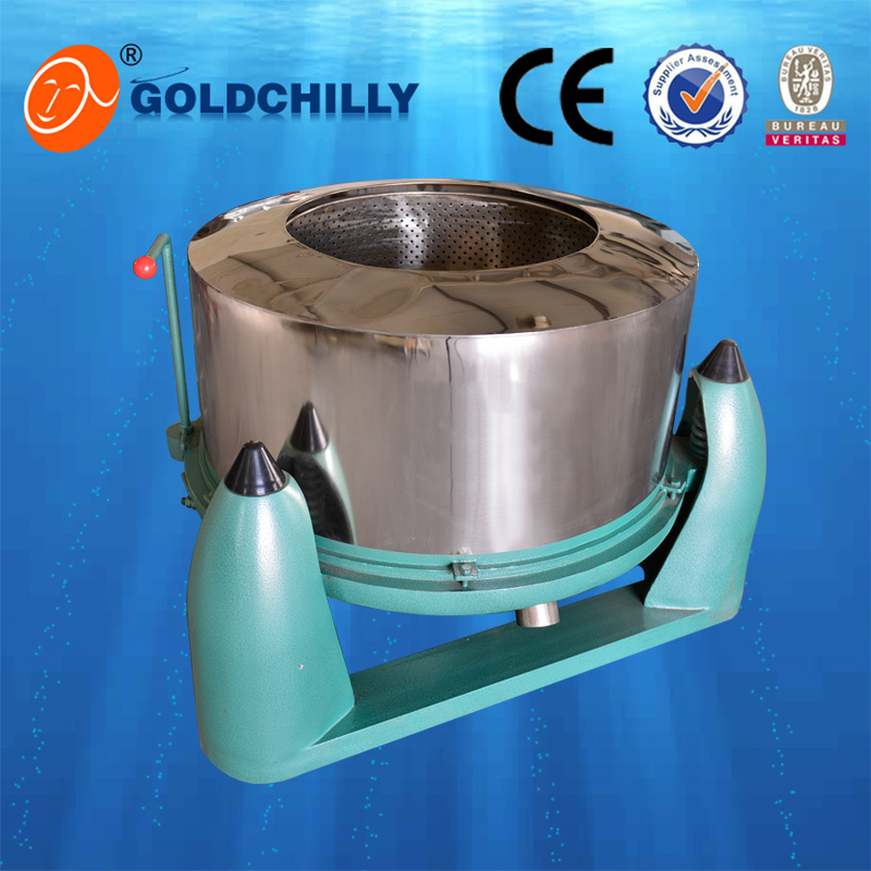 High quality industrial commercial centrifugal spin dryer(CE, ISO9001)