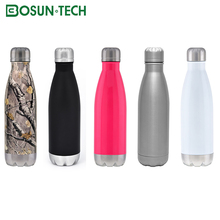 High-end stainless steel water bottle
