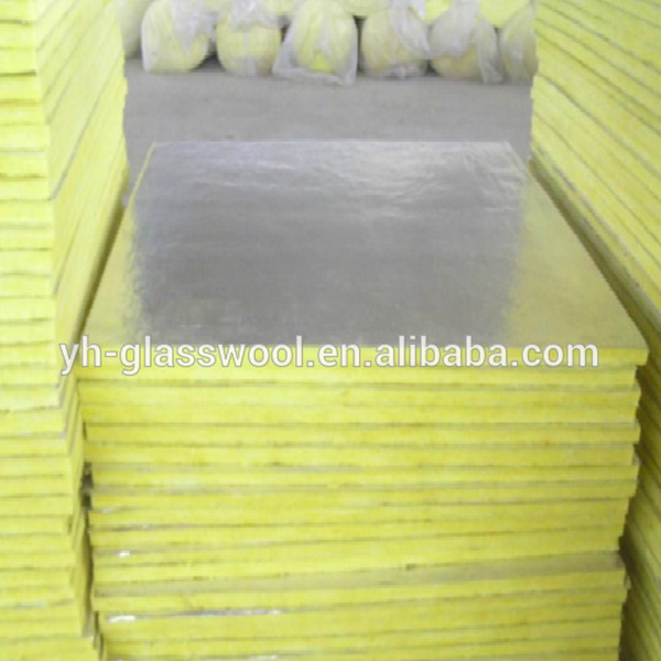 Rigid duct insulation