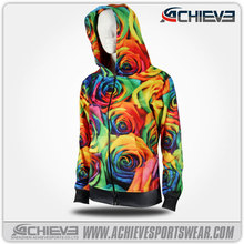wholesale zip up hoodies/plain sweatshirt/animal print hoodies