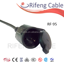 Europe plug with power cable new style RF-95