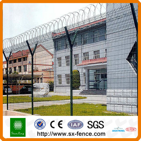 CE certified Wire Mesh Fencing Wire Mesh Fence Netting
