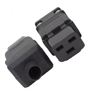 Top Quality Standard IEC 320 C19 Power cord connector C19 female socket C20 Plug