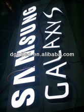LED Sign Board Store Front Name Display