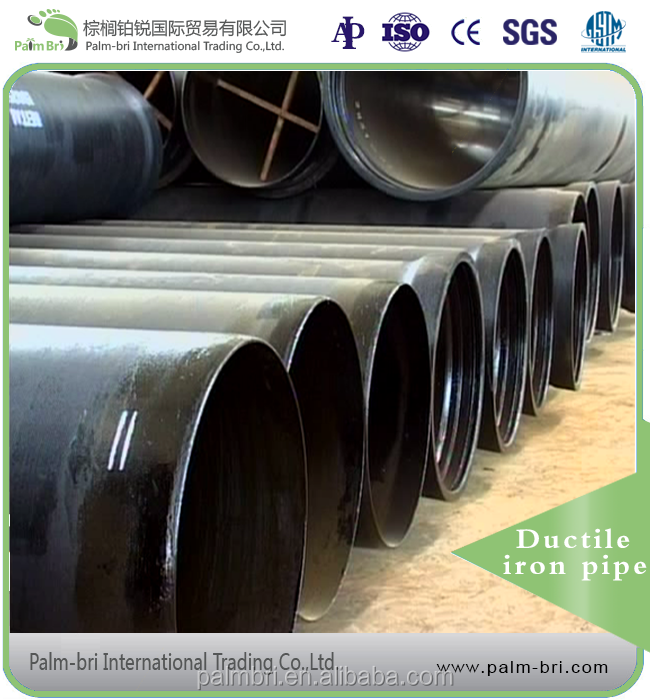 low prices ductile iron pipe class k9 class C30 C40 cement lined anti-corrosion 150mm LSAW steel pipes