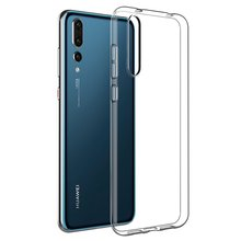 For Huawei P20 Pro Clear Case, Ultra Thin Transparent TPU Case For Huawei P20 Pro