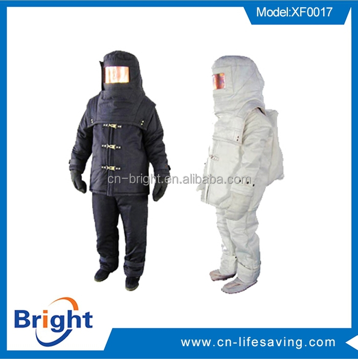 Fire-entry suit manufacture 2014 new product fire fighting equipment