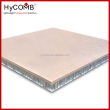 Lightweight Natural Stone Panel with Honeycomb Backing for Exterior Cladding / Rainscreen Cladding