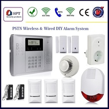 wireless alarm system auto dialer, alarm system 868mhz, 868mhz wireless home security alarm system