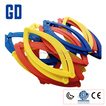 GD 2017-15PCS Small soft logic ring/Math teaching tools/measure equipment