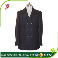Double breasted men suits / design fashion coat suit men / tailor make suit