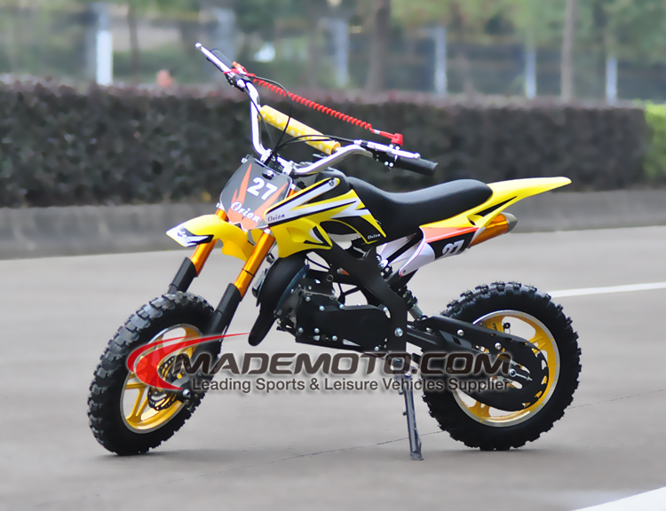 2017 made offer best price cheap 49cc dirt bike with CE high quality