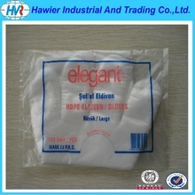 Plastic Household Cleaning,Cleaning Usage disposable medical gloves