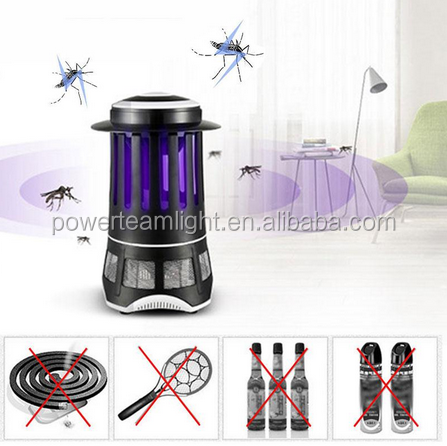 4W innovative lamp electric mosquito killer with E14/365NM/UV