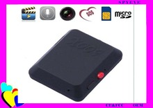 Hot GPS tracker x009 with hidden camera sim card camera video and telephone