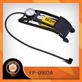 foot steel tyre inflator bicycle car motor cycle high pressure foot iron pump