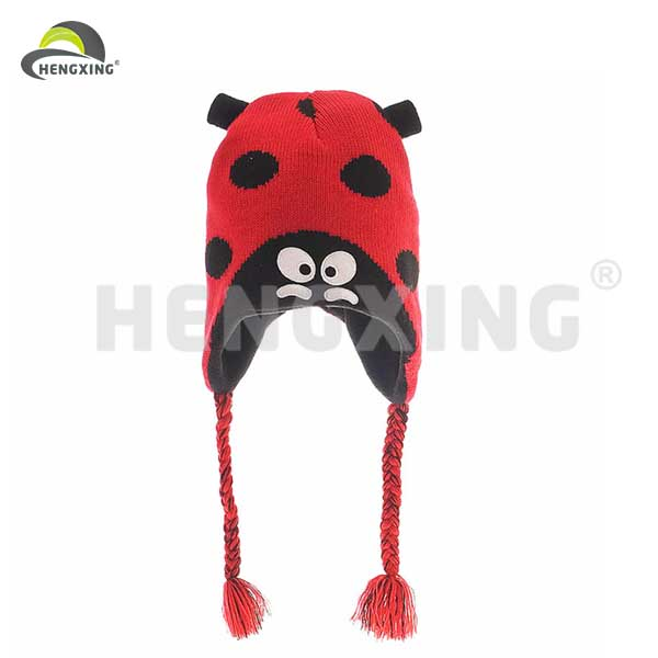 Funny cute children animal hat knitting patterns